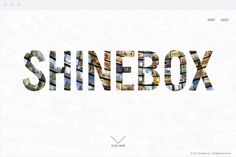 Shinebox 2019 - Splash Screen