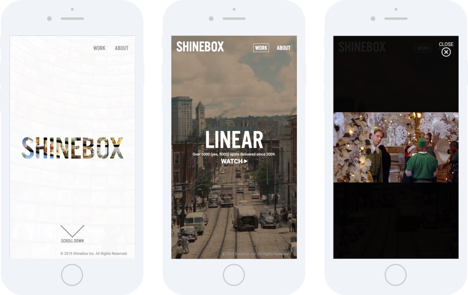 Shinebox 2019 - Mobile
