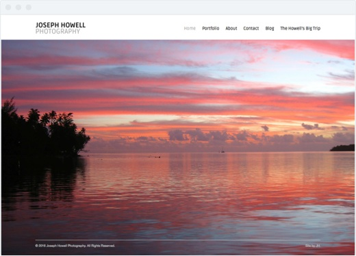 Joseph Howell Photography - Home Page